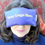 Your Logo Here Eye Pillow